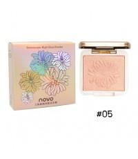 NOVO Stereoscopic High Gloss Powder Shading  Highlighting No.05 ราคาส่งถูกๆ w.60 รหัส BO439
