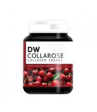 DW Collarose Collagen Cherry ดีดับบลิว คอลลาโรส คอลลาเจน ราคาส่งถูกๆ W.75 รหัส GU344