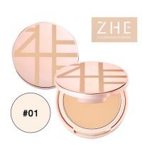 ZHE Foundation Powder No.01 ราคาส่งถูกๆ W.90 รหัส MP330-1