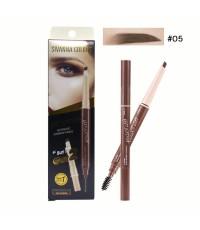 Sivanna Colors HD Extra Automatic Eyebrow Pencil No.05 ราคาส่งถูกๆ W.40 รหัส K23-5