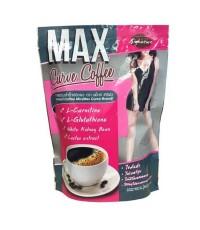 Max Curve Coffee แม็กซ์ เคิร์ฟว คอฟฟี่ New ( บรรจุ 10 ซอง ) ราคาส่งถูกๆ W.195 รหัส CP18