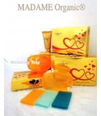 Madame Organic Honey Soap มาดาม ออร์แกนิก สบู่น้ำผึ้ง ราคาส่งถูกๆ W.100 รหัส FC6