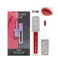 HOJO Star Drill Matte Lip Glaze No.196 ราคาส่งถูกๆ W.70 รหัส L355-2