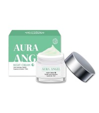 Aura Angel Night Cream ครีมสาหร่ายออแกนิค 10 g. ราคาส่งถูกๆ W.85 รหัส TM23