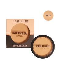 Sivanna colors pro-make up creamy Concealer Hf6026 No.03 ราคาส่งถูกๆ W.45 รหัส F24-3