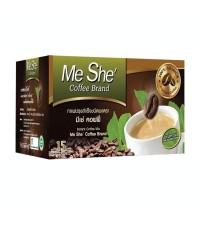 Me She\' Coffiee มีเช่ คอฟฟี่ (15 ซอง) กาแฟหญ้าหวาน ราคาส่งถูกๆ W.290 รหัส CP4