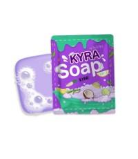 KYRA SOAP VER.3 สบู่ไคร่าโซป สบู่ขาวเผือก ราคาส่งถูกๆ W.85 รหัส SP53