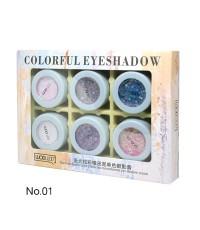 wodwod Colorful Eyeshadow Cream NO.01 ราคาส่งถูกๆ W.130 รหัส ES71-1