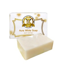 Aura White Soap..by Wida ออร่า ไวท์ โซป วีด้า ราคาส่งถูกๆ W.115 รหัส SP143