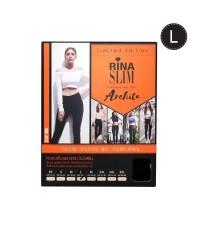 Rina Slim กางเกงขาเรียว เก็บพุง รุ่น Archita limited ไซต์ L W.280 รหัส EM726