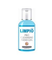 LiMPIO Pro Cleansing Hand Gel ผลิตภัณฑ์ทำความสะอาดมือ ลิ้มพีโอ (สีฟ้า) ราคาส่งถูกๆ W.60 รหัส SP110
