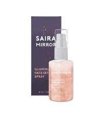 Saira Mirror Illuminating Face Setting Spray สเปรย์น้ำแร่หน้าฉ่ำ ราคาส่งถูก W.120 รหัส TM1021