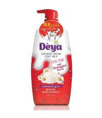 Deya shower cream goat milk COLLAGEN ดีย่า ครีมอาบน้ำ คอลลาเจน ราคาส่งถูกๆ W.965 รหัส SP177