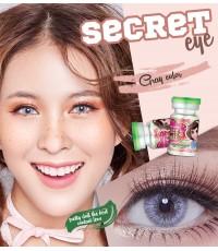 Bigeye Pretty Doll Secret Gray ( P-0.00) พร้อมตลับฟรี ราคาส่งถูกๆ W.45 รหัส PT364