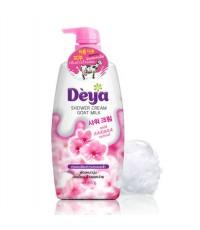 Deya shower cream goat milk Sakura ดีย่า ครีมอาบน้ำ (ซากุระ) ราคาส่งถูกๆ W.965 รหัส SP179
