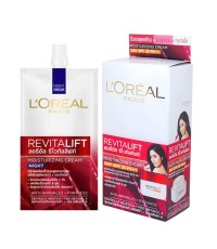 L\'OREAL PARIS REVITALIFT Moisturizing Cream (ขายยกกล่อง) W.95 รหัส S212
