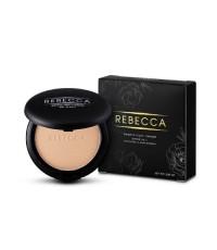 Rebecca Smooth silky powder spf 18 pa++ แป้ง รีเบคก้า NO.2 W.90 รหัส.MP666