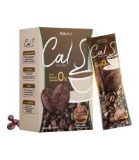 Cal S Coffee น้ำตาล 0 กาแฟอาราบิก้าสำเร็จรูป หอม นุ่ม กลมกล่อม กาแฟคุมหิว W.250 รหัส.CP95