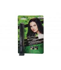 Cruset Herbal Retouch Hair Mascara มาสคาร่าปิดผมขาวเฉพาะจุด ครูเซ็ท W.50 รหัส.H227