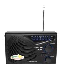 SONAR วิทยุ - รุ่น TN-288 Black