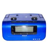 วิทยุ SONAR เครื่องเล่น วิทยุ รุ่น SP-306C - สีน้ำเงิน