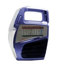 Sonar วิทยุ พร้อมไฟฉาย รุ่น UX-V55P - สีน้ำเงิน