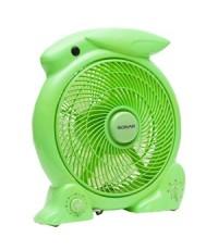 พัดลม Sonar พัดลม แฟนซีกระต่าย ขนาด 10 นิ้ว รุ่น EF-B181 (สีเขียว)