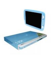 Sonar LED TV 15 นิ้ว Hello Pretty รุ่น LV-40D7M - สีฟ้าพาสเทล + Sonar เครื่องเล่นดีวีดี รุ่น F-14 -