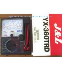มัลติมิเตอร์ JL YX-360TRD
