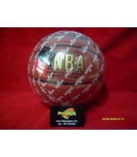ลูกบาส SPALDING NBA หนังแท้