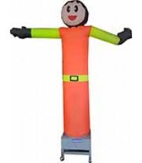พัดลม SKY TUBE ขนาด 18 1/2HP 2 สาย พร้อมผ้าตุ๊กตา สามารถเปลี่ยนสีได้