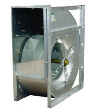 ASA Series - Single Inlet Centrifugal Fans - Airfoil wheels Centrifugal Fans (for HVAC)