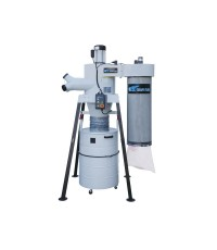 DUST CYCLONE TWO STAGE 3-5 HP - UB-23SECK