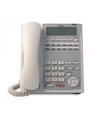 เครื่องโทรศัพท์ NEC IP4WW-12TXH-A-TEL(WH)