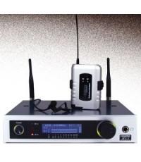 ไมโครโฟนไร้สายแบบติดปกเสื้อ TRANTEC รุ่น S5.5-L-C1E