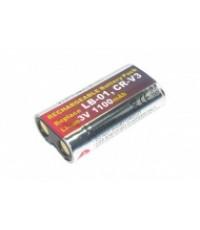 แบตเตอรี่ สำหรับกล้องดิจิตอล BenQ รหัสแบตเตอรี่ CRV-3 ความจุ 1300mAh (Battery Camera)
