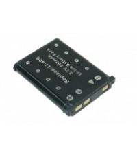 แบตเตอรี่ สำหรับกล้องดิจิตอล Pentax รหัสแบตเตอรี่ D-LI63 ความจุ 600mAh (Battery Camera)
