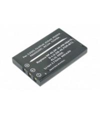 แบตเตอรี่ สำหรับกล้องดิจิตอล Ricoh รหัสแบตเตอรี่ DB-40 ความจุ 710mAh (Battery Camera)