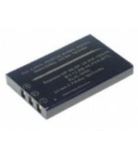 แบตเตอรี่ สำหรับกล้องดิจิตอล Samsung รหัสแบตเตอรี่ SLB-1137 ความจุ 1150mAh (Battery Camera)