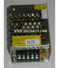 Switching Power Supply สำหรับกล้องวงจรปิด และอื่นๆ 5V/1A (12W)