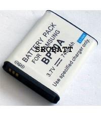 แบตเตอรี่ สำหรับกล้องดิจิตอล Samsung รหัสแบตเตอรี่ BP-70A ความจุ 740mAh (Battery Camera)