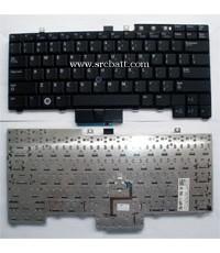 Keyboard Notebook Dell รุ่น Latitude E5500 E6400 (Dell-03A) คีย์บอร์ดโน๊ตบุ๊ค แถมสติ๊กเกอร์