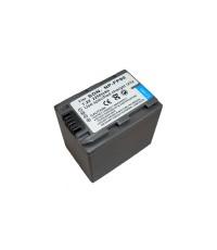 แบตเตอรี่ สำหรับกล้องวีดีโอ  Sony รหัสแบตเตอรี่ NP-FP90 ความจุ 2250mAh (Battery Camera)