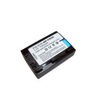 แบตเตอรี่ สำหรับกล้องวีดีโอ  Sony รหัสแบตเตอรี่ NP-FH50 (NEW) ความจุ 1050mAh (Battery Camera)