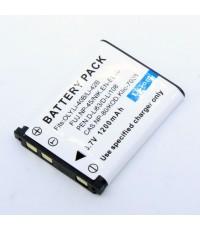 แบตเตอรี่ สำหรับกล้องดิจิตอล Pentax รหัสแบตเตอรี่ D-LI108+ ความจุ 1200mAh (Battery Camera)