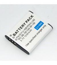 แบตเตอรี่ สำหรับกล้องดิจิตอล Pentax รหัสแบตเตอรี่ D-LI92+ ความจุ 1200mAh (Battery Camera)