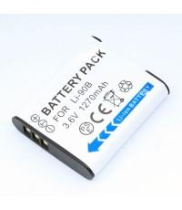 แบตเตอรี่ สำหรับกล้องดิจิตอล Ricoh รหัสแบตเตอรี่ DB-110+ความจุ 1270mAh (Battery Camera)
