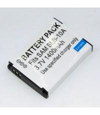 แบตเตอรี่ สำหรับกล้องดิจิตอล Samsung รหัสแบตเตอรี่ SLB-10A+ ความจุ 1400mAh (Battery Camera)