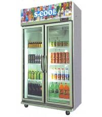 ตู้แช่เย็น  2  ประตู  รุ่น STM  60  ยี่ห้อ  S-COOL