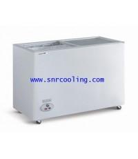 ตู้แช่แข็ง ฝากระจก ยี่ห้อ PANASONIC รุ่น SF-PC1497ST (13 คิว)